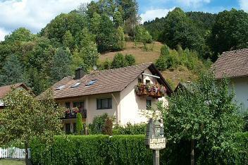 Haus Weiss, (Oberwolfach). Ferienwohnung, 70qm, 2