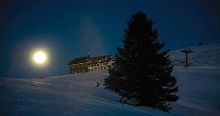 Schneeschuhwanderung: Vollmondtour am Belchen