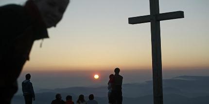 Wanderung: Zum Sonnenaufgang auf den Belchen
