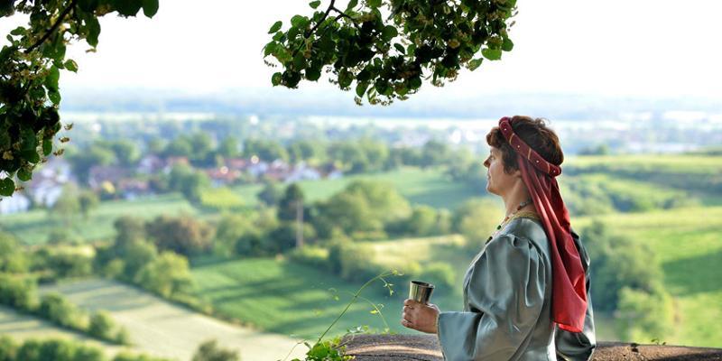 Erlebnisführung: Das Burgfräulein Brigitte