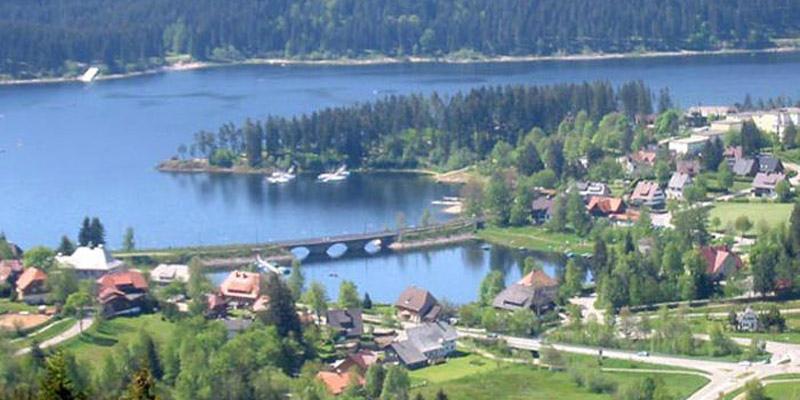 Segway-Tour: Fischbacher Runde am Schluchsee