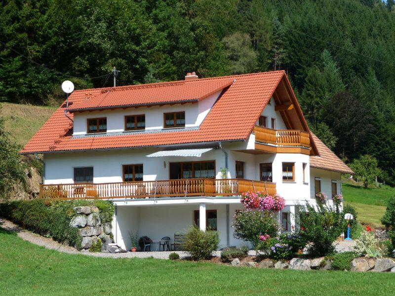 Haus Sum, (Oberwolfach). Ferienwohnung I, ca. 96qm Ferienwohnung  Schwarzwald