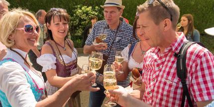 Kulinarische Weinwanderung in Sasbachwalden