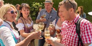 Kulinarische Weinwanderung in Sasbachwalden / Urheber: Alde Gott Winzer Schwarzwald eG / Rechteinhaber: © Alde Gott Winzer Schwarzwald eG