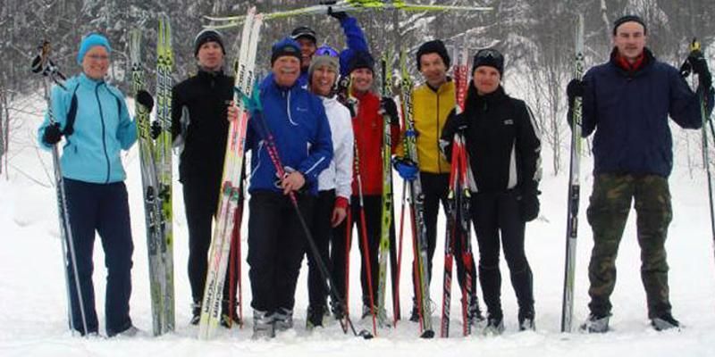 Skilanglauf: 2-Tages-Gruppenkurs für Fortgeschrittene Skating
