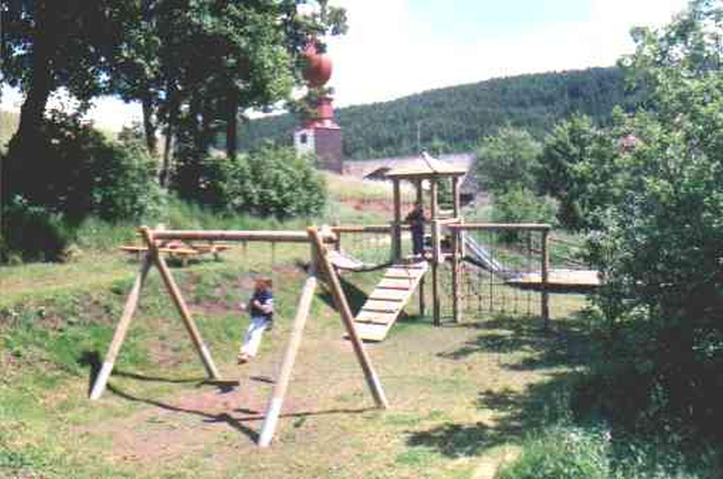 Haus Pfaff (Vöhrenbach). Ferienwohnung Nr. 1  Ferienwohnung