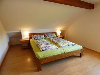 Das Doppelschlafzimmer