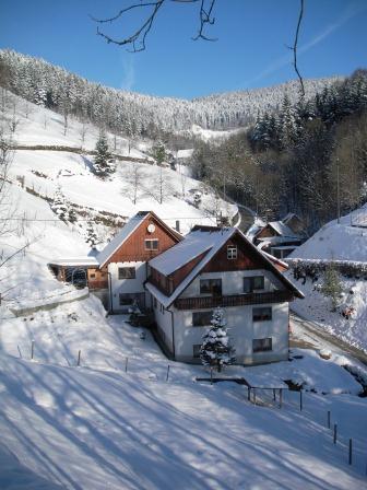 Gästehaus Resi (Bad Peterstal-Griesbach). Ver Ferienwohnung