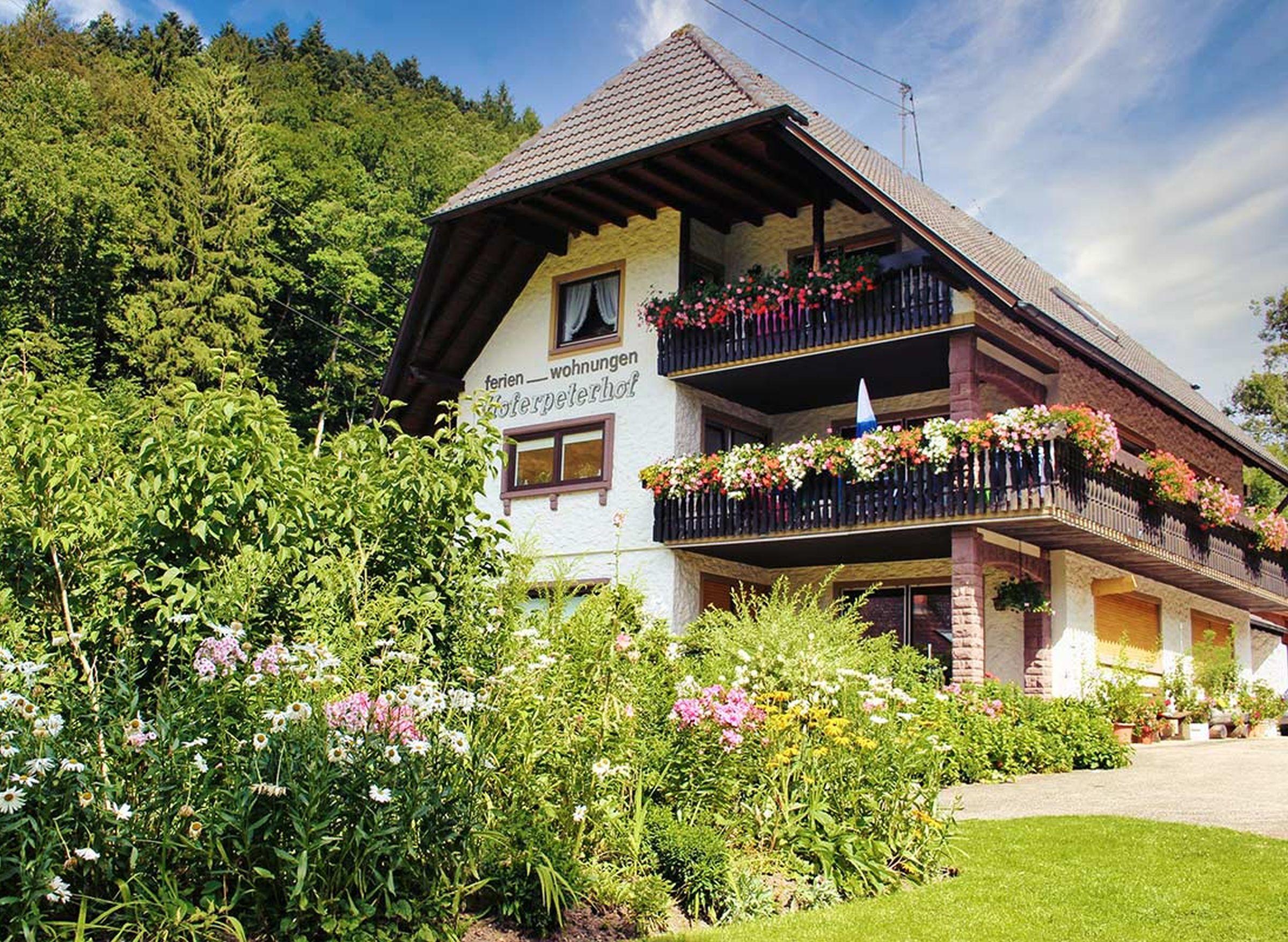 Hoferpeterhof, (Bad Peterstal-Griesbach). 3-Zimmer