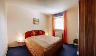 1.Schlafzimmer Ferienwohnung Nr.4
