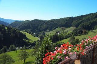 Panoramasicht vom Müllerbauernhof