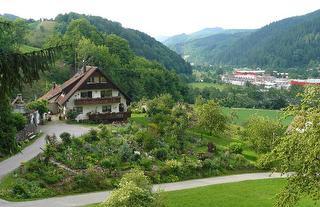 Hügelgarten