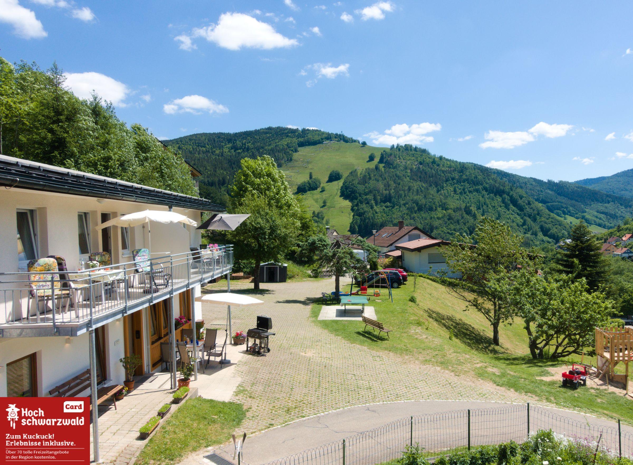 Gästehaus Steiert, (Todtnau). Ferienwohnung N Ferienwohnung  Schwarzwald