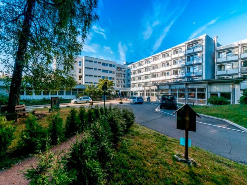 Mediclin Albert Schweitzer Klinik & Mediclin Baar Klinik ...