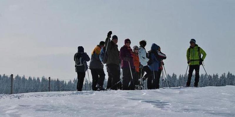 Schneeschuhwanderung: Tagestour Große Zweiseenblick-Runde