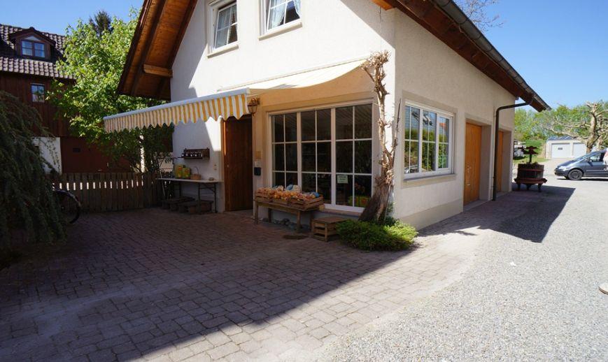 Ferienwohnung Obst- und Ferienhof Lehle, (Immenstaad am Bodensee). Wohnung Jonagold, 58qm, 2 Schlafräume (795161), Immenstaad, Bodensee (D), Baden-Württemberg, Deutschland, Bild 4