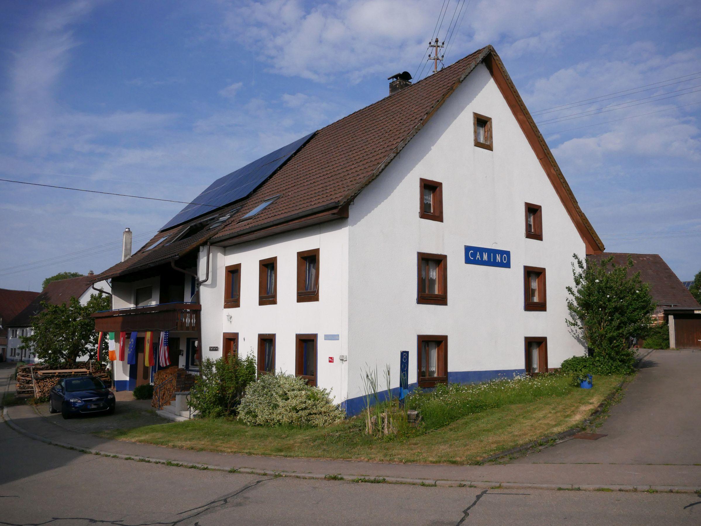Haus Camino, (Löffingen). Santiago, 110qm, 3  Ferienwohnung  Schwarzwald