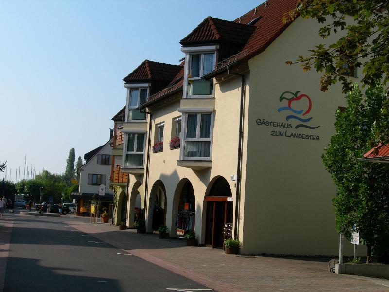 Gästehaus zum Landesteg, Bachstraße 8