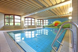 Landhotel Wittstaig Schwimmbad