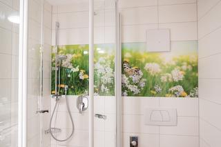 Gästezimmer Dusche