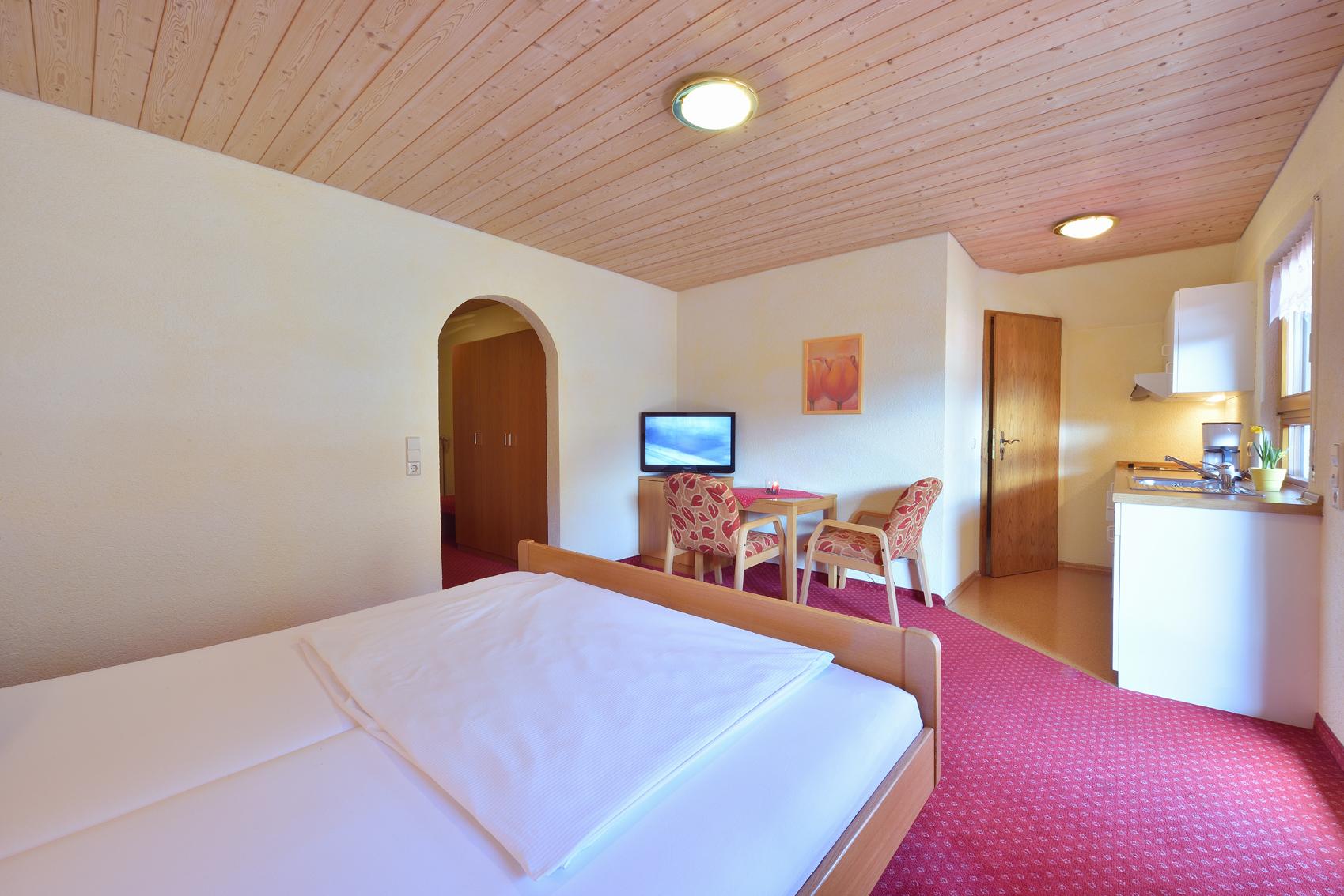 Ferienwohnung Gästehaus Roseneck, (Todtmoos). Appartement (2718179), Todtmoos, Schwarzwald, Baden-Württemberg, Deutschland, Bild 20