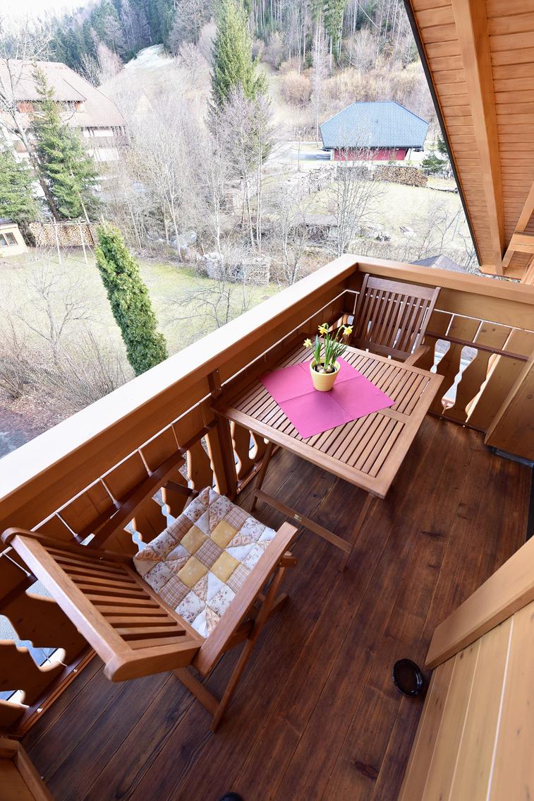Ferienwohnung Gästehaus Roseneck, (Todtmoos). Doppelzimmer mit Balkon (2718180), Todtmoos, Schwarzwald, Baden-Württemberg, Deutschland, Bild 17