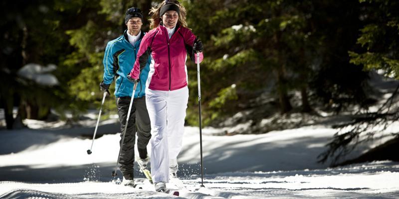Skilanglauf-Einzelstunde, Privatkurs Klassisch