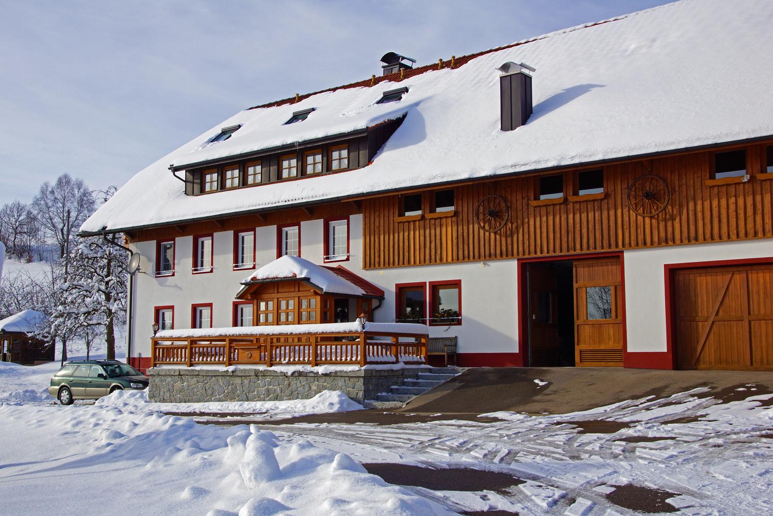 Ferienwohnung Haus Schlageter (Dachsberg). Ferienwohnung DG, 45 qm, 1 Schlafzimmer, max. 2 Personen (834552), Dachsberg, Schwarzwald, Baden-Württemberg, Deutschland, Bild 4