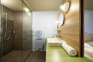 Inselzimmer Komfort - Nassbereich