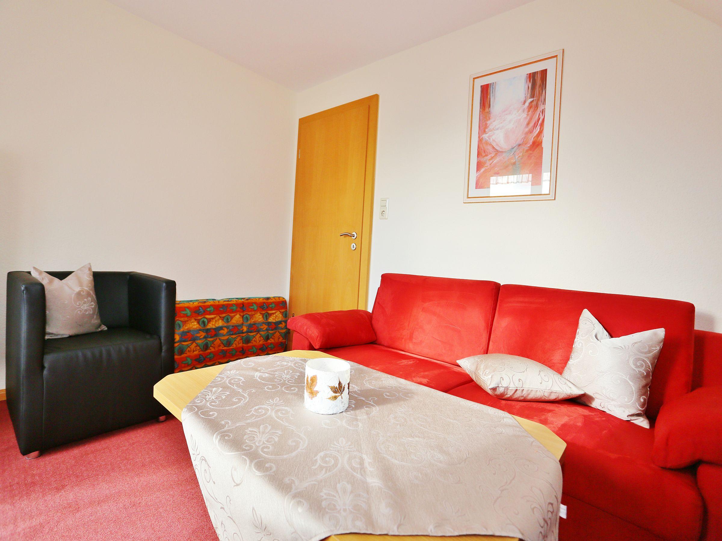 haus johanna todtmoos ferienwohnung mit 80 qm 2. Black Bedroom Furniture Sets. Home Design Ideas