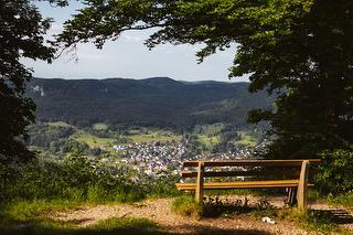Ausichtspunkt Burgfelden