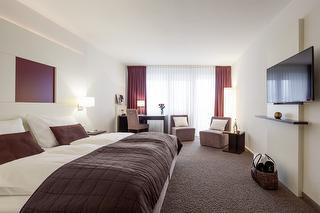 Komfortdoppelzimmer mit Balkon Typ A