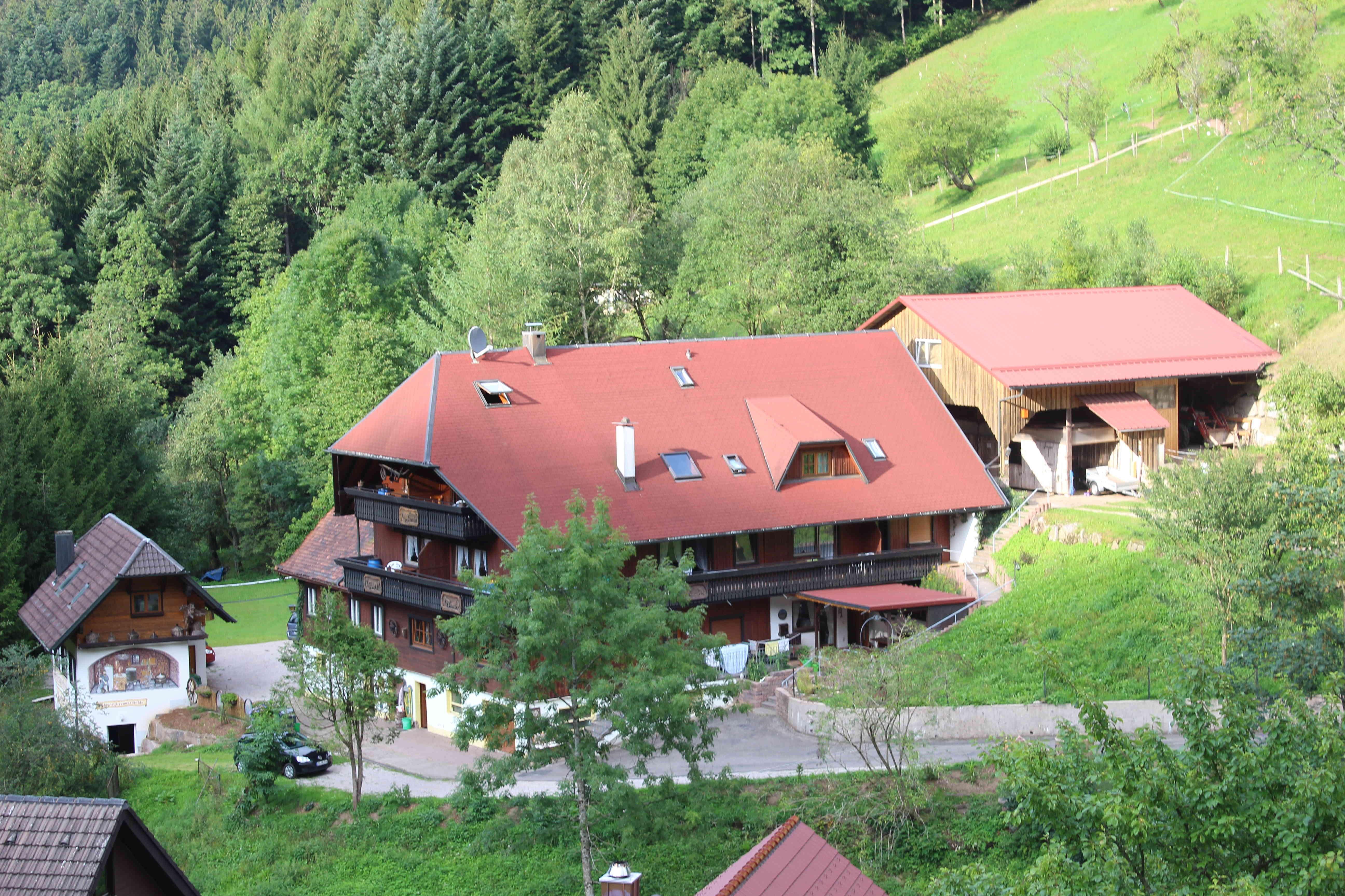ferienparadies maierbauernhof (bad peterstal-griesbach, Badezimmer ideen