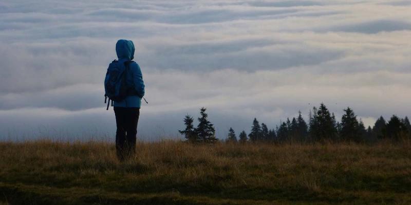 Wanderung: Gipfeltour zum Sonnenuntergang mit traditionellem Krustenbraten