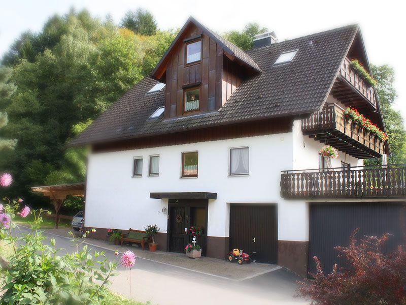 Grundhof, (Elzach-Oberprechtal). Doppelzimmer G&au Bauernhof