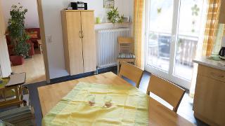 Küche, Wohnzimmer Sonnenblume
