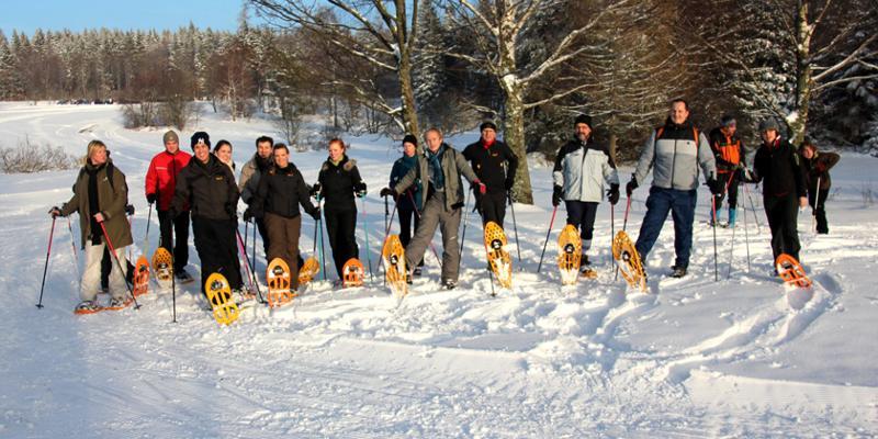 Schneeschuhwanderung: Schnuppertour in Bad Herrenalb