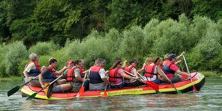 Rafting / Urheber: BlackForestMagic / Rechteinhaber: © BlackForestMagic