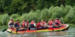 Rafting / Urheber: BlackForestMagic / Rechteinhaber: © BlackForestMagic