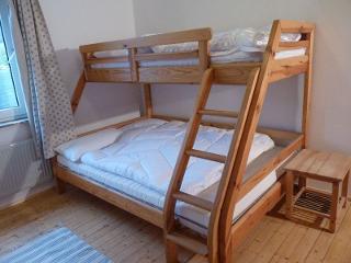 Stockbett für 3 Personen Fewo Haupthaus