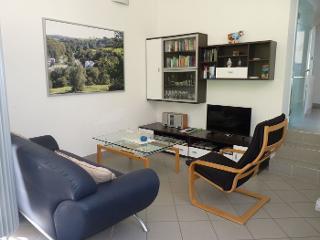 Wohnzimmer  Fewo Mansarde