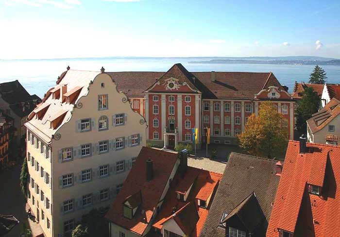 Rodtsches Palais, (Meersburg). Rodtsches Palais, A Ferienwohnung am Bodensee