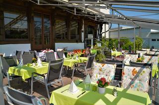 Terrasse Hotel Thum
