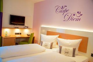 Doppelzimmer Standard Hotel Thum