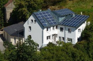 Ferienhaus Engelsdorf mit FeWo Haupthaus