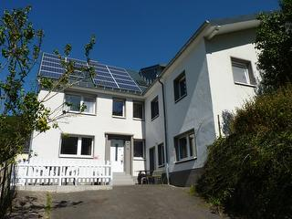 Ferienhaus Engelsdorf mit Haupthaus und Seitenflügel