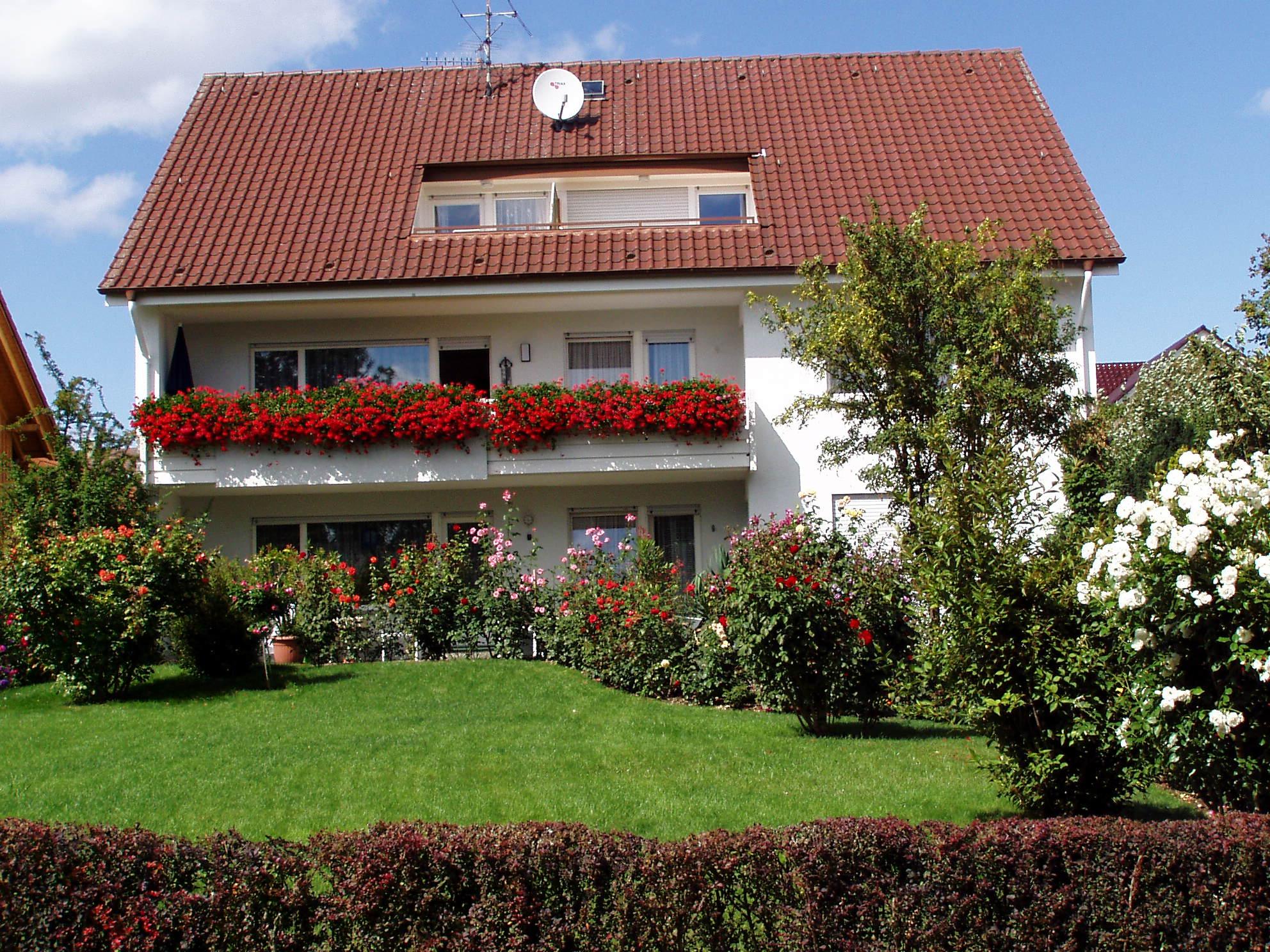 Ferienhaus Leiss, (Hagnau am Bodensee). Ferienwohnung 3, 60qm, 1 ...