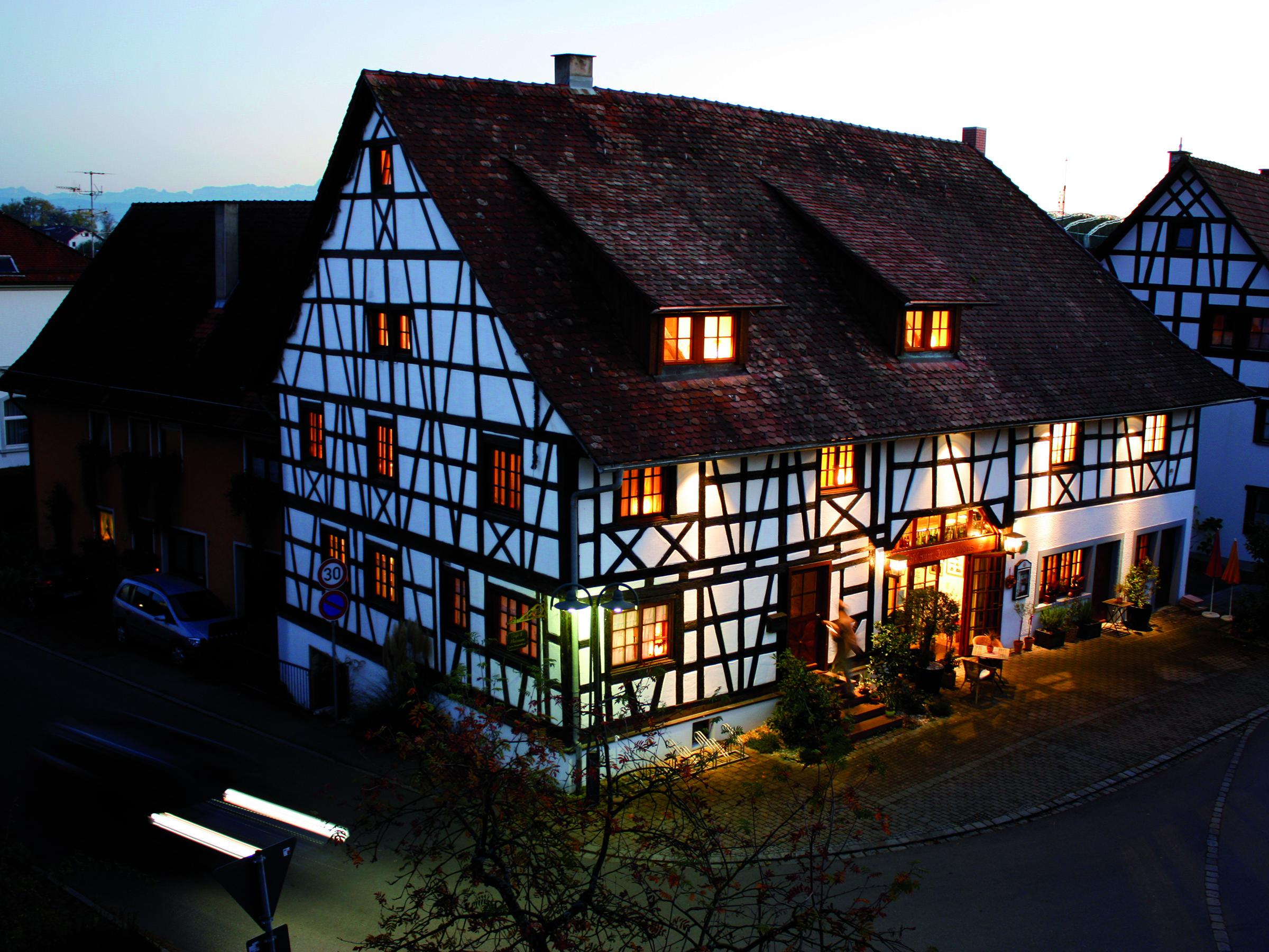 VILLA PUPPENHAUS, (Immenstaad am Bodensee). Wohnun Ferienwohnung am Bodensee