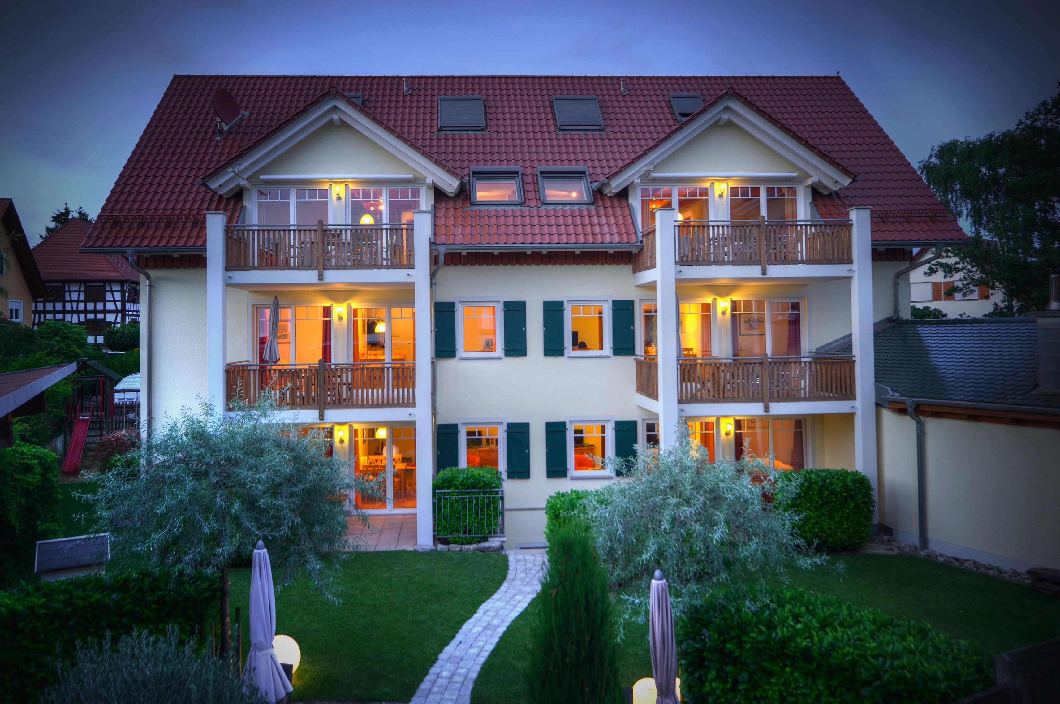 Ferienwohnungen Apfelhof-Bodensee Röhrenbach, Ferienwohnung am Bodensee