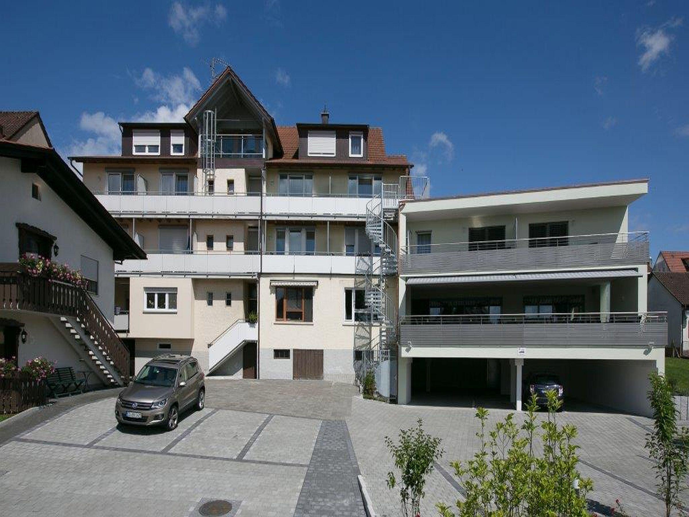 Hotel-Gasthaus Krone, (Immenstaad am Bodensee). Ko Ferienwohnung